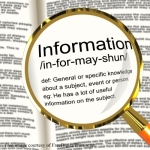 Information How do you know what to know