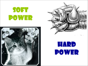 Office Politics, Part 3: Hard Power vs. Soft Power